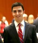 Vato Gogsadze at UN Headquarters in New York