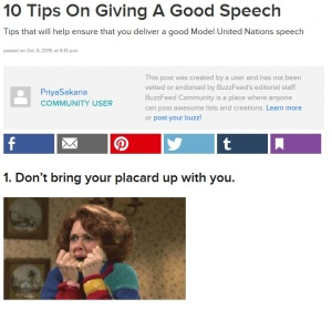 Speeches Buzzfeed